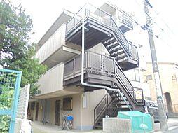 神奈川県横浜市南区中里1丁目の賃貸マンションの外観