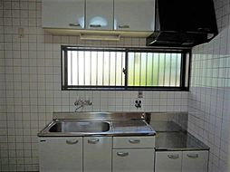ファミール須磨浦のキッチン