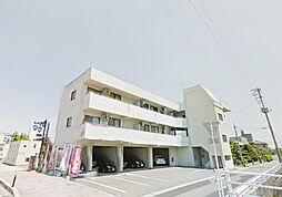 福島県郡山市桑野2丁目の賃貸マンションの外観