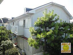 シャトー東菅野[102号室]の外観