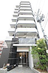 プレミアムコート天神橋エイト[2階]の外観