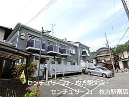 和久田ハイツ[1階]の外観