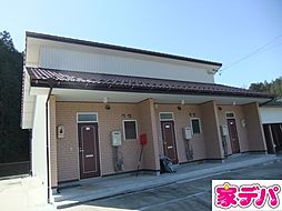 コーポ澤田[1階]の外観