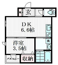東急目黒線 武蔵小山駅 徒歩5分の賃貸マンション
