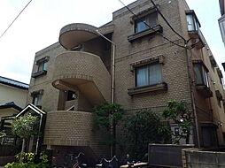 埼玉県所沢市北有楽町の賃貸マンションの外観