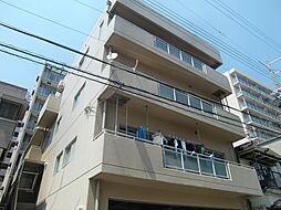 兵庫県神戸市灘区岩屋北町7丁目の賃貸マンションの外観