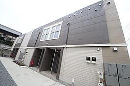 東武野田線 塚田駅 徒歩11分の賃貸アパート