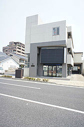 栃木県宇都宮市西1丁目の賃貸マンションの外観