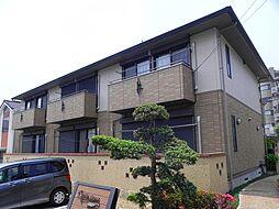 大阪府豊中市柴原町1丁目の賃貸アパートの外観
