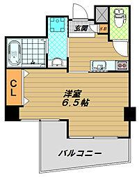 AURA SUMA(アウラスマ)[2階]の間取り