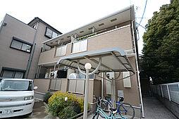大阪府堺市西区浜寺船尾町西1丁の賃貸アパートの外観