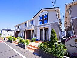 JR武蔵野線 新三郷駅 バス15分 ピアラシティ下車 徒歩5分の賃貸アパート