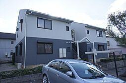 福岡県筑紫野市原田2の賃貸アパートの外観