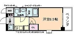 アドバンス西梅田II[8階]の間取り