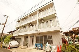 第一石田マンション[3階]の外観