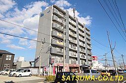 徳島県徳島市沖浜3丁目の賃貸マンションの外観