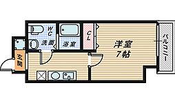 GROOVE堺東[2階]の間取り