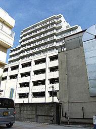 東京都八王子市三崎町の賃貸マンションの外観