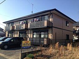 愛知県一宮市赤見4丁目の賃貸アパートの外観