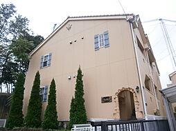 愛知県岡崎市真伝1丁目の賃貸アパートの外観