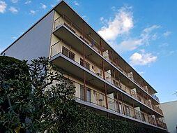 パークハイツ梶ヶ谷A棟[4階]の外観