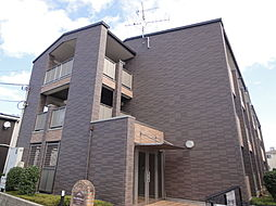 埼玉県越谷市宮本町2丁目の賃貸マンションの外観