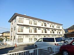 滋賀県大津市今堅田2丁目の賃貸マンションの外観