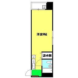 サンライフ西横浜[5階]の間取り
