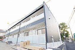 神奈川県横浜市港北区下田町1丁目の賃貸マンションの外観
