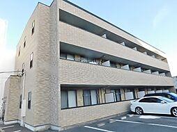 神奈川県海老名市下今泉5丁目の賃貸アパートの外観