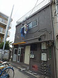 大阪府大阪市此花区高見2丁目の賃貸アパートの外観