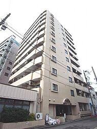 神奈川県横浜市鶴見区生麦5の賃貸マンションの外観