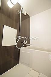 ユナイト武蔵小杉クリーブランドの杜の広々としたお風呂