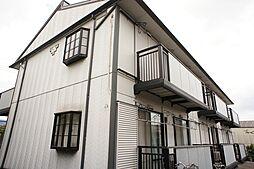 栃木県宇都宮市宮原1丁目の賃貸アパートの外観