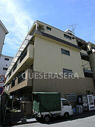 大阪府大阪市北区豊崎7丁目の賃貸マンションの外観