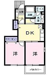 casa−Cebola[1階]の間取り
