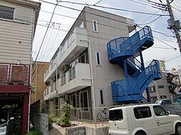 埼玉県所沢市榎町の賃貸マンションの外観