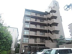 大阪府大阪市阿倍野区播磨町1丁目の賃貸マンションの外観