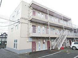 神奈川県厚木市愛甲4丁目の賃貸マンションの外観