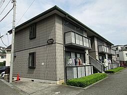 タウンハウスB[202号室]の外観