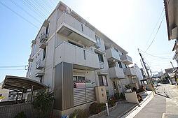 大阪府堺市北区大豆塚町1丁の賃貸マンションの外観