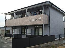 愛知県小牧市小木2丁目の賃貸アパートの外観