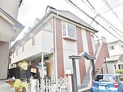 神奈川県大和市柳橋5丁目の賃貸アパートの外観