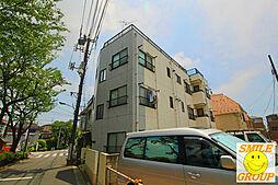 東京都江戸川区北小岩8丁目の賃貸マンションの外観