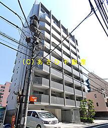 ニューシティアパートメンツ蔵前[8階]の外観