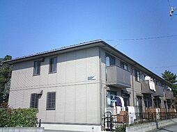 埼玉県さいたま市西区大字二ツ宮の賃貸アパートの外観