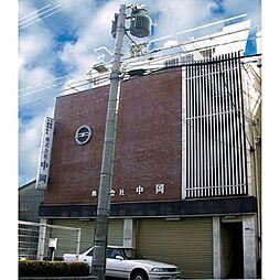 中岡第1マンション[3階]の外観