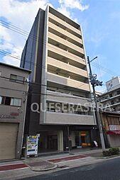 大阪府大阪市鶴見区緑1丁目の賃貸マンションの外観