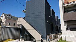愛知県名古屋市守山区小幡宮ノ腰の賃貸アパートの外観
