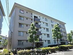 釈尊寺第一住宅13号棟[4階]の外観